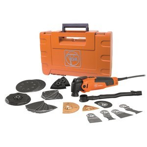 FEIN FMM350QSL MutliMaster Top StarlockPlus Oscillating Multi-Tool with snap-fit accessory change
