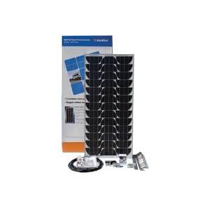 SunWize Solar RV Expansion Kit w/55 watt module