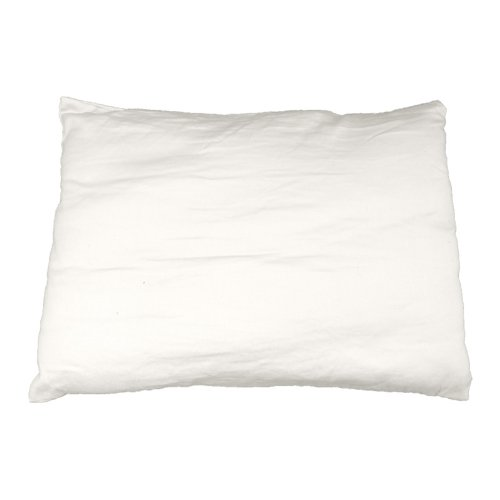 Standard-size-organic-merino-wool-bed-pillow
