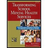 img - for Transforming School Mental Health Services - Population-Based Approaches to Promoting the Competency & Wellness of Children (08) by Doll, Elizabeth J [Paperback (2007)] book / textbook / text book