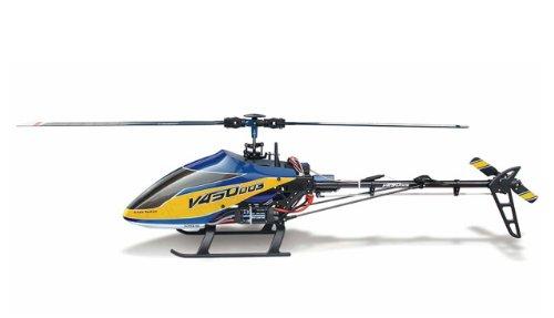 Walkera 25126 - V450D03 450 CP Helikopter mit Devo 7 Hubschrauber