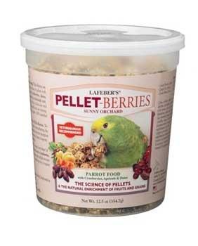 Cheap Lafeber's Pellet-berries Parrot Food, 12.5 Oz. (B004ZZVZAU)
