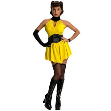 Watchmen Secret Wishes Sally Jupiter Adult Costume