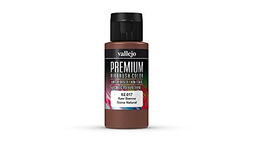 Vallejo Color Raw Sienna Premium RC Colors