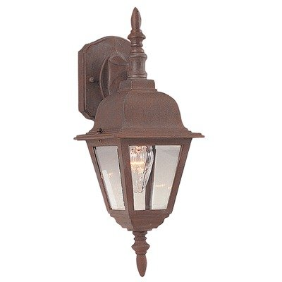 Maxim Lighting 3007CLBK Outdoor Sconce