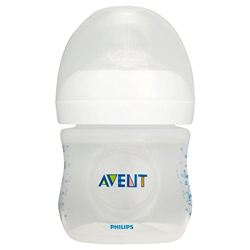 Avent 4 oz / 125 ml Bouteille naturel 2 par paquet