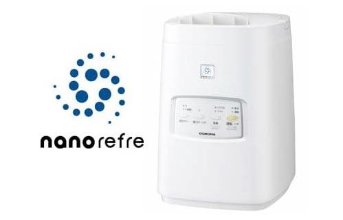 コロナ 美容健康機器 ナノリフレ CNR-400A