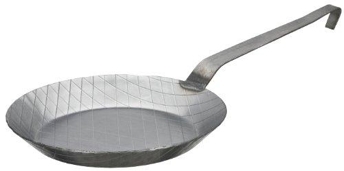 860574 GastroTraditionell Eisen geschmiedet Pfanne - 32cm