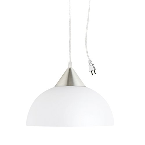 globe-electric-64413-plug-in-hanging-pendant-11-inches-white-finish