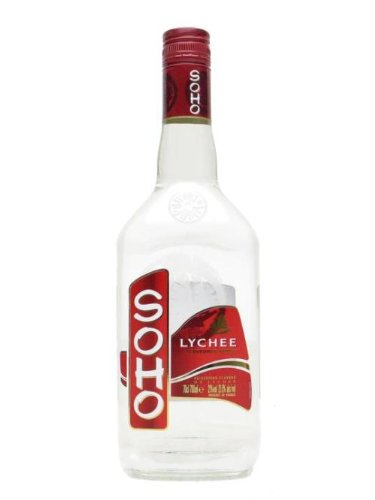 Soho Lychee discount duty free SOHO Lychee Liqueur 70cl Bottle