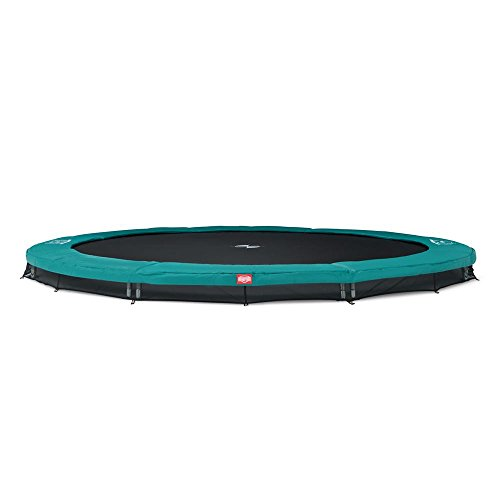 Bergtoys Bodentrampolin Favorit Sport Series InGround