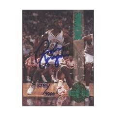 Rodney Rogers Denver Nuggets 1993 Classic Four Sport Certified Autographed Hand...