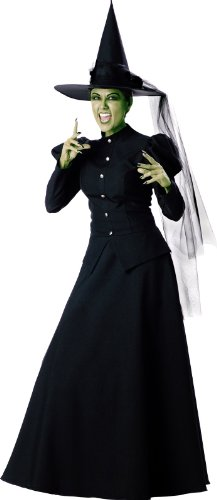 InCharacter Women's Wicked Witch Costume