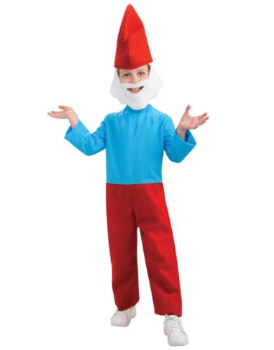 The Smurfs Movie 2 Papa Smurf Costume
