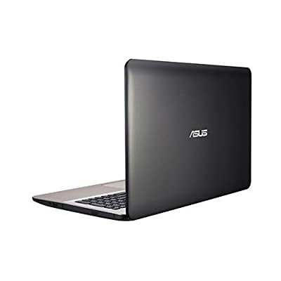 Asus A555LF-XX406D 15.6-inch Laptop (Core i3-5005U/4GB/1TB/DOS/Integrated Graphics), Glossy Dark Brown