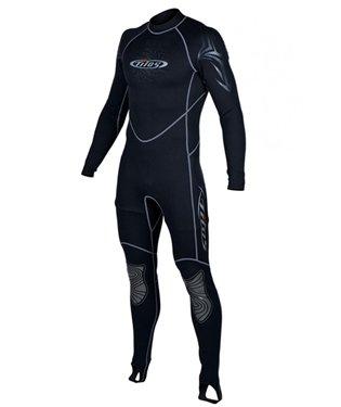 1mm-Tilos-Mens-Metalite-Jumpsuit-Wetsuit-Scuba-Diving-Warm-Water-Full-Wet-Suit-LG