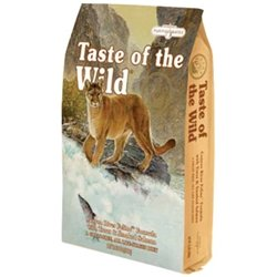 See Taste of the Wild Canyon River Dry Cat Food (15 lb. bag)