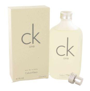 Ck One Cologne By Calvin Klein For Men Eau De Toilette Spray 67 Oz 200 Ml by Calvin Klein