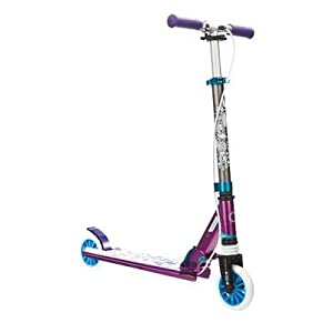 OXELO MID 5 KIDS SCOOTER   PURPLE available at Amazon for Rs.6999