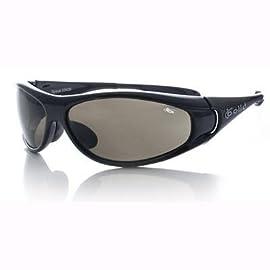 Bolle Spiral Sunglasses - Shiny Black - TNS - 10426