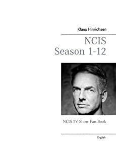 NCIS Season 1 - 12 by Klaus Hinrichsen (12-May-2015) Paperback