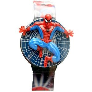 Spider man digital watch watches for Spiderman watches