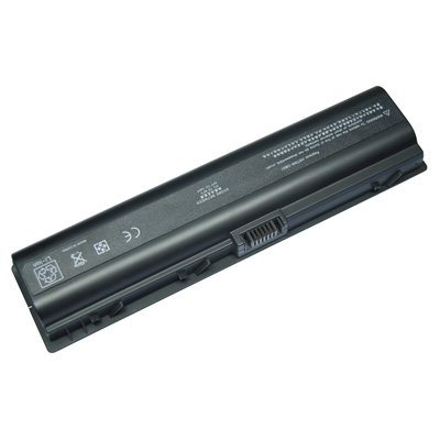 Compatible Laptop Battery for HP/Compaq Pavilion DV6833US, 12 cells 8800mAh Black