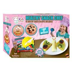 Poof-Slinky Deluxe Healthy Snack Chef Kit - 1