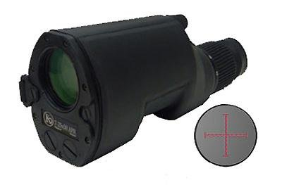 Kruger Optical Lynx Tactical Spotter, Mil-Dot Reticle, 7-25X50