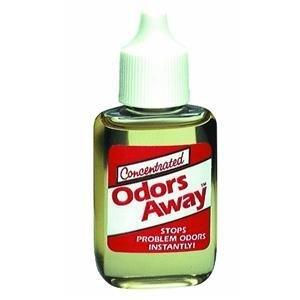 Odors Away Bottle, 1/2 oz