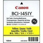 Canon BJ-W 6400 - Original Canon 0173B001 / BCI-1451Y - Cartouche d'encre Jaune - 130 ml