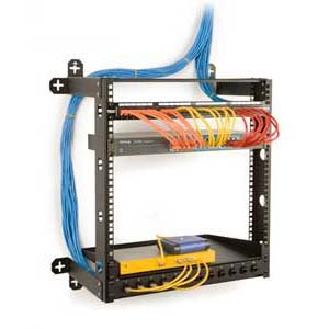 "Installerparts 21U V-Line Wall Mount Rack 18"" Deep"
