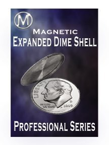M Is Magic: Magnetic Dime Expanded Shell Coin