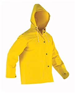 Stearns Deluxe Rain Suit Yellow, M