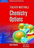 img - for Chemistry Options Teacher Materials CD-ROM (Cambridge Advanced Sciences) by David Acaster (2007-07-12) book / textbook / text book