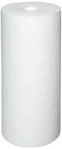 "Pentek DGD-5005 Spun Polypropylene Filter Cartridge, 10"" x 4-1/2"""