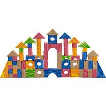Imaginarium Foam Building Blocks - 100 Pieces