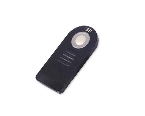 Ir Wireless Rc-6 Shutter Release Remote Control For Canon Eos 60D 70D 7D Rebel T5I, T4I, T3I, T2I, T1I, Xsi, Xti, Xt, Sl1 / 700D 650D 600D 550D 500D 450D 400D 350D 100D - Black