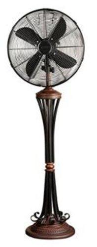 Deco Breeze DBF0401 Venezia 16-Inch Floor-Standing Fan