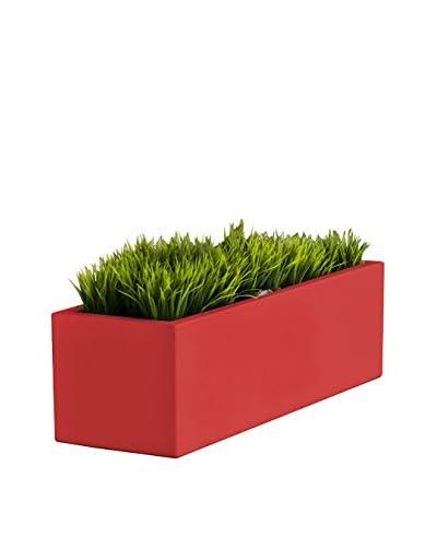 Hedendaagse Living bloempot Lange rode