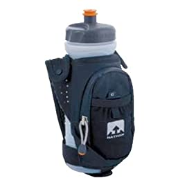 Nathan Hydration 2012 Quickdraw Elite Handheld Water Bottle