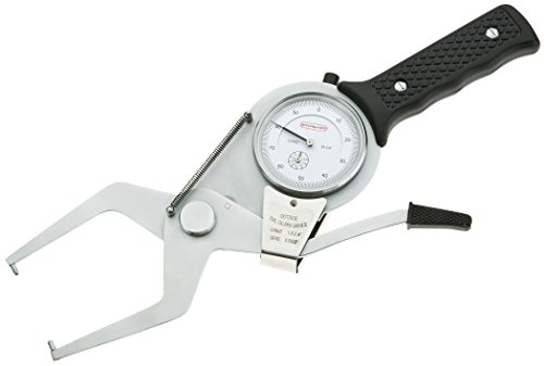Grizzly G9803 Outside Dial Caliper - 1.6 - 2.4 (Dial Caliper Grizzly compare prices)