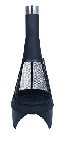 La-Hacienda-UK-LTD-56138US-629-Extra-Large-Mesh-Steel-Colorado-Chimenea