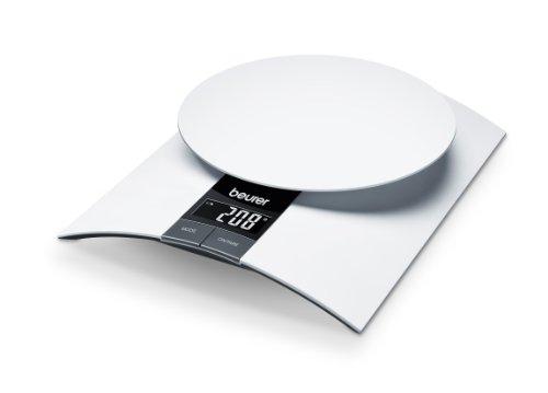 Beurer KS 44 Balance de Cuisine Moderne Touches de Commande Soft Touch