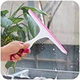 Viva Car Wash Wiper Windshield And Kitchen Table & Platform Cleaning Wiper Soft Silicone Handle