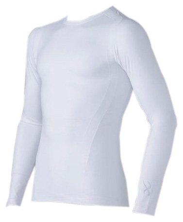 (シーダブリュエックス)CW-X ワコール| 柔流 丸首ロングスリーブシャツ メンズ HAO110