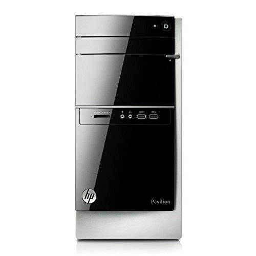 HP Pavilion 500-277c, Core i7-4770, 12GB RAM, 1TB HD, DVD, Desktop PC (Certified Refurbished)