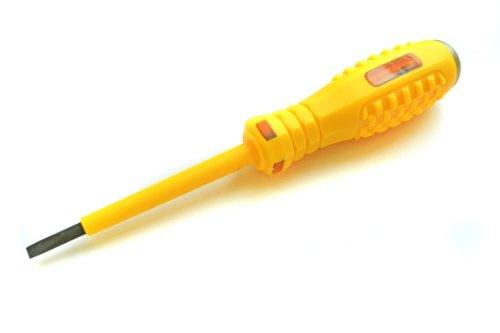 Voltage Tester Screwdriver (Slotted Screwdriver)
