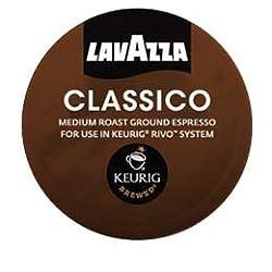 Lavazza Espresso Classico for Keurig Rivo System by Luigi Lavazza