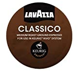 31Vw4xF7cIL. SL160  Lavazza Classico, Espresso Packs for Keurig Rivo Systems